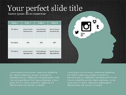 Social Media Presentation Concept Slide 11