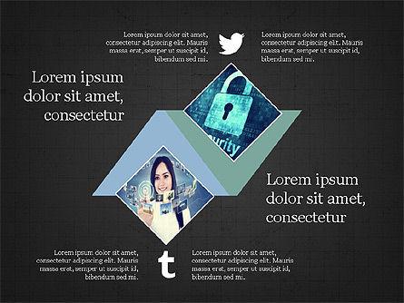Social Media Presentation Concept Slide 13