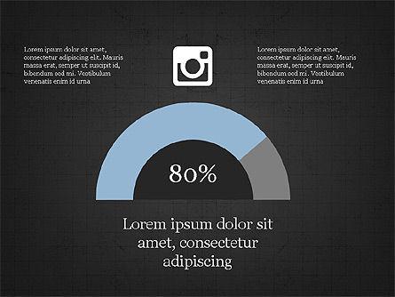 Social Media Presentation Concept Slide 14