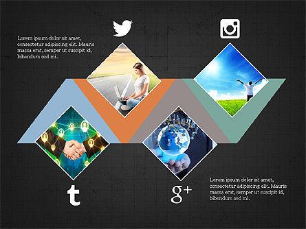 Social Media Presentation Concept Slide 16