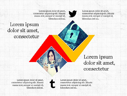 Social Media Presentation Concept Slide 5