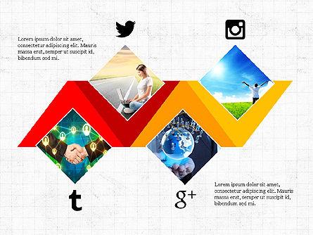 Social Media Presentation Concept Slide 8