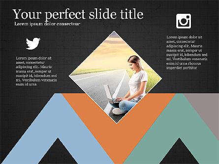 Social Media Presentation Concept Slide 9