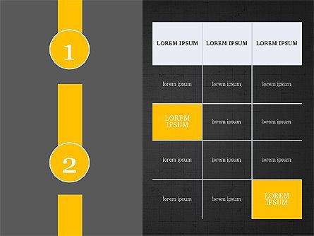 Product Roadmap Slide Deck, Slide 11, 04002, Business Models — PoweredTemplate.com