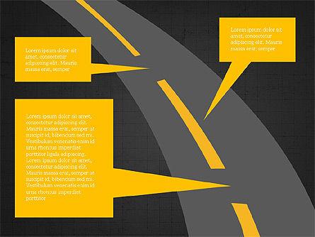 Product Roadmap Slide Deck, Slide 13, 04002, Business Models — PoweredTemplate.com