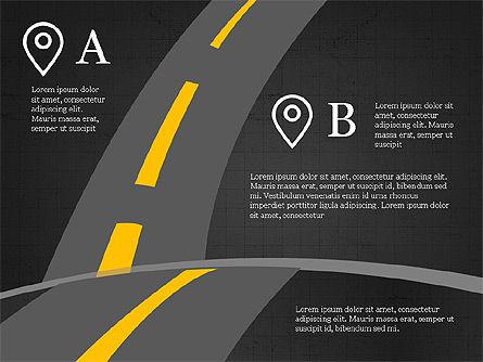Product Roadmap Slide Deck, Slide 16, 04002, Business Models — PoweredTemplate.com