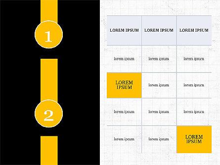 Product Roadmap Slide Deck, Slide 3, 04002, Business Models — PoweredTemplate.com