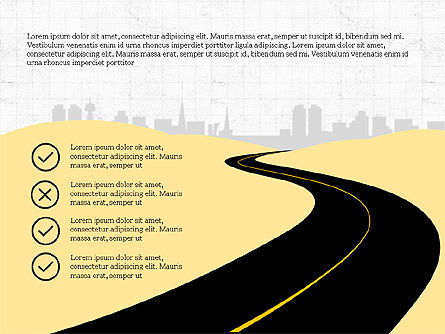 Product Roadmap Slide Deck, Slide 6, 04002, Business Models — PoweredTemplate.com