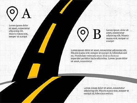 Product Roadmap Slide Deck, Slide 8, 04002, Business Models — PoweredTemplate.com