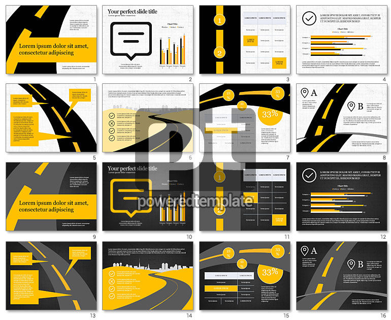 Product Roadmap Slide Deck