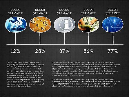 Mind Map Presentation Concept, Slide 15, 04003, Business Models — PoweredTemplate.com
