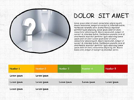 Mind Map Presentation Concept, Slide 3, 04003, Business Models — PoweredTemplate.com