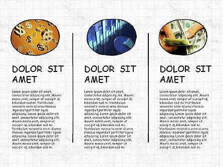 Mind Map Presentation Concept, Slide 4, 04003, Business Models — PoweredTemplate.com