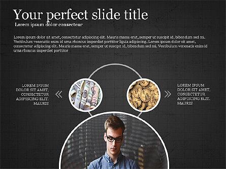 Financial Process Presentation Concept, Slide 15, 04004, Process Diagrams — PoweredTemplate.com