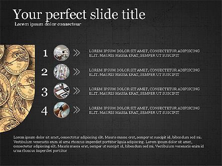Financial Process Presentation Concept, Slide 16, 04004, Process Diagrams — PoweredTemplate.com