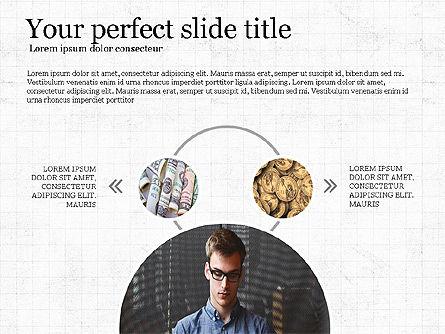 Financial Process Presentation Concept, Slide 7, 04004, Process Diagrams — PoweredTemplate.com