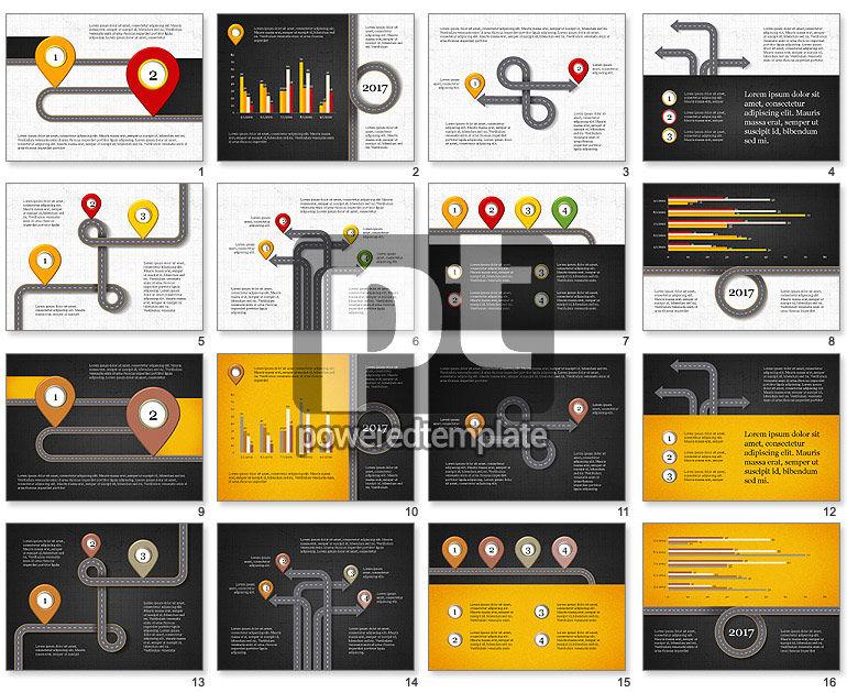 Roadmap Presentation Concept