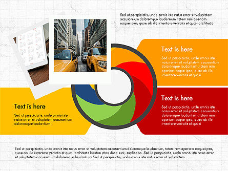 Photo Infographics Presentation Template
