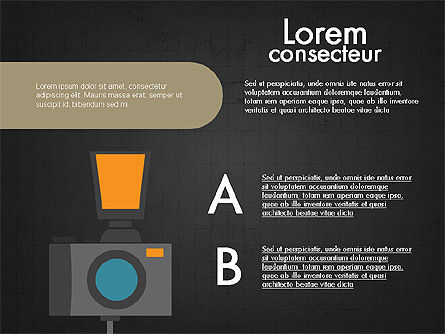 Photo Infographics Presentation Template Slide 11