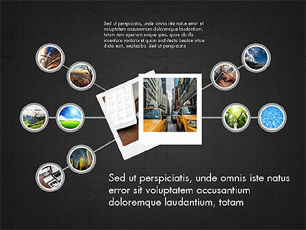 Photo Infographics Presentation Template Slide 14