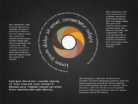 Photo Infographics Presentation Template Slide 15