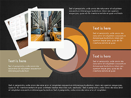 Photo Infographics Presentation Template Slide 9