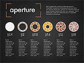 Photo Infographics Presentation Template#10