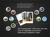 Photo Infographics Presentation Template#14