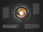Photo Infographics Presentation Template#15