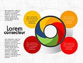 Photo Infographics Presentation Template#4