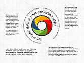 Photo Infographics Presentation Template#7