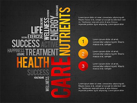 Health Care Presentation Template, Slide 15, 04011, Presentation Templates — PoweredTemplate.com