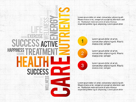 Health Care Presentation Template, Slide 7, 04011, Presentation Templates — PoweredTemplate.com