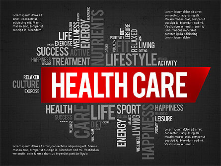 Health Care Presentation Template, Slide 9, 04011, Presentation Templates — PoweredTemplate.com