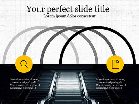 Company Business Presentation Template, Slide 3, 04012, Presentation Templates — PoweredTemplate.com