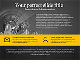 Company Business Presentation Template#9
