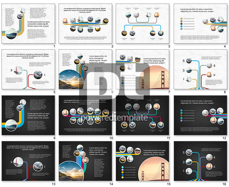 Creative Presentation Concept Template