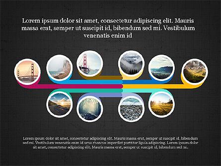 Creative Presentation Concept Template, Slide 10, 04013, Shapes — PoweredTemplate.com