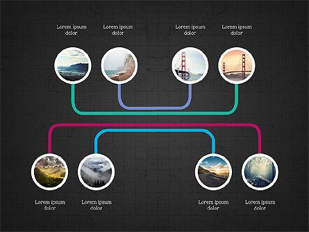 Creative Presentation Concept Template, Slide 11, 04013, Shapes — PoweredTemplate.com