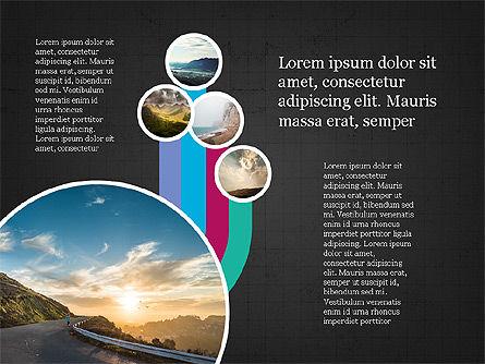 Creative Presentation Concept Template, Slide 14, 04013, Shapes — PoweredTemplate.com