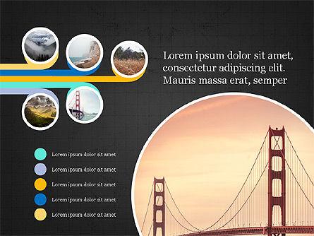 Creative Presentation Concept Template, Slide 15, 04013, Shapes — PoweredTemplate.com