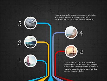 Creative Presentation Concept Template, Slide 16, 04013, Shapes — PoweredTemplate.com