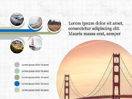 Creative Presentation Concept Template, Slide 7, 04013, Shapes — PoweredTemplate.com