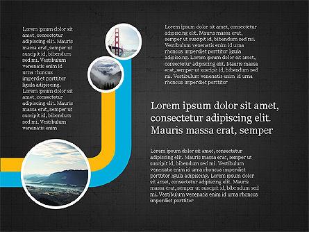 Creative Presentation Concept Template, Slide 9, 04013, Shapes — PoweredTemplate.com