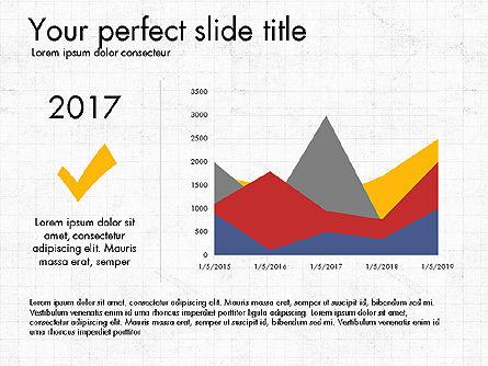 Timeline Concept, Slide 14, 04015, Timelines & Calendars — PoweredTemplate.com