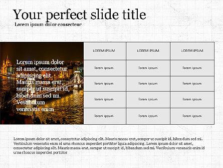 Company Presentation with Org Charts, Slide 4, 04016, Business Models — PoweredTemplate.com