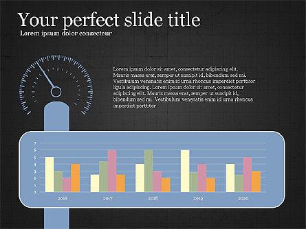 Benchmarking Concept, Slide 13, 04021, Business Models — PoweredTemplate.com