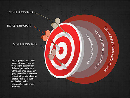 Target Marketing Presentation Concept, Slide 12, 04022, Presentation Templates — PoweredTemplate.com
