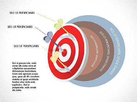 Target Marketing Presentation Concept, Slide 4, 04022, Presentation Templates — PoweredTemplate.com