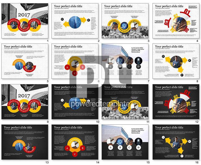 Company Profile Presentation Deck